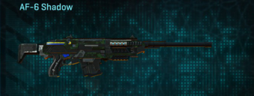 Clover scout rifle af-6 shadow