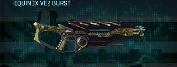 Palm assault rifle equinox ve2 burst