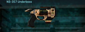 Indar canyons v1 pistol ns-357 underboss