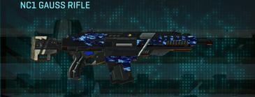 Nc digital assault rifle nc1 gauss rifle