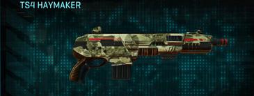 Palm shotgun ts4 haymaker