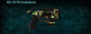 African forest pistol ns-357b underboss