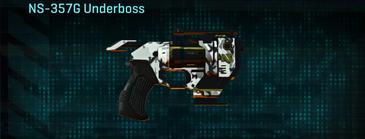 Forest greyscale pistol ns-357g underboss