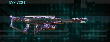 Vs urban forest scout rifle nyx vx31