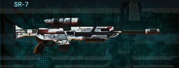 Esamir ice sniper rifle sr-7