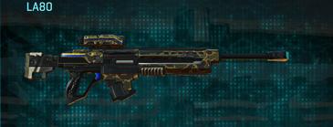 Indar highlands v1 sniper rifle la80