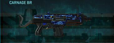 Nc digital assault rifle carnage br