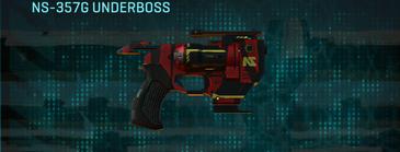 Tr zebra pistol ns-357g underboss