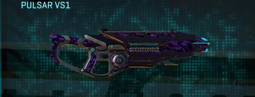 Vs digital assault rifle pulsar vs1