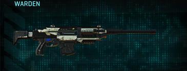 Indar dry ocean battle rifle warden