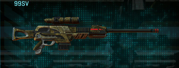 Indar highlands v2 sniper rifle 99sv