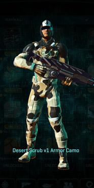 Vs desert scrub v1 combat medic