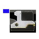 Icon WeaponAttachment common ReflexSight 002 arrow