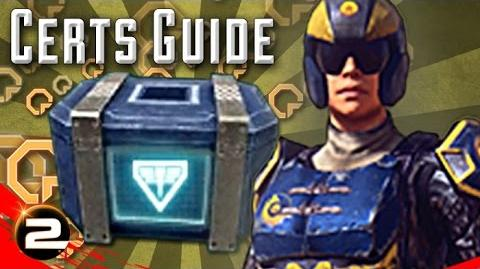 Light Assault Certs Guide - PlanetSide 2 for New Players