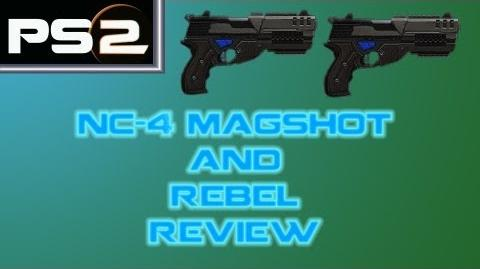 Planetside 2 - NC4 MagShot and Rebel Comparison Review - Mr