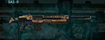Indar canyons v1 sniper rifle sas-r