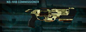 Palm pistol ns-44b commissioner