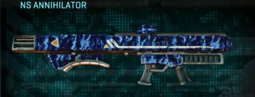 Nc digital rocket launcher ns annihilator