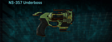 Amerish forest v2 pistol ns-357 underboss