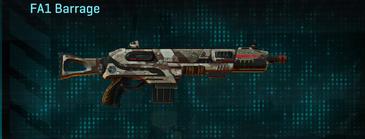 Desert scrub v2 shotgun fa1 barrage