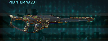 Woodland sniper rifle phantom va23