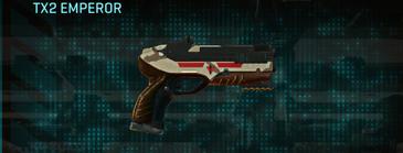 Indar scrub pistol tx2 emperor