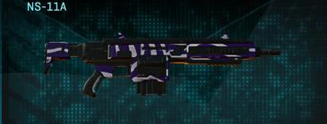 Vs zebra assault rifle ns-11a