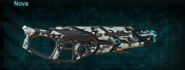 Forest greyscale shotgun nova