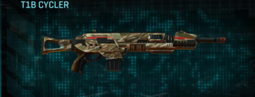 Indar dunes assault rifle t1b cycler