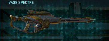 Indar highlands v2 sniper rifle va39 spectre