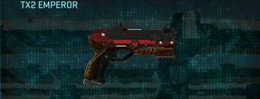 Tr zebra pistol tx2 emperor