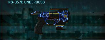 Nc digital pistol ns-357b underboss