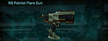 Amerish brush pistol ns patriot flare gun