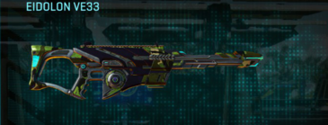 Jungle forest battle rifle eidolon ve33