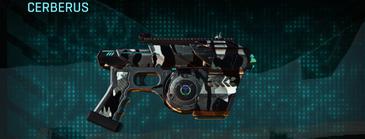 Indar dry brush pistol cerberus
