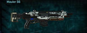 Forest greyscale shotgun mauler s6