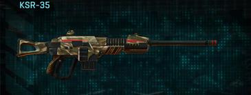 Indar dunes sniper rifle ksr-35