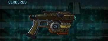 Indar highlands v2 pistol cerberus