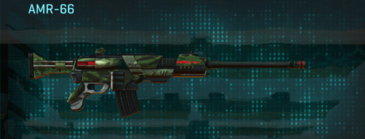 Amerish forest v2 battle rifle amr-66