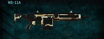 Desert scrub v1 assault rifle ns-11a