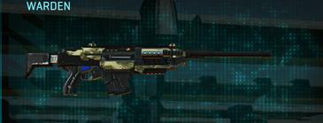 Palm battle rifle warden