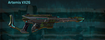 Amerish leaf scout rifle artemis vx26