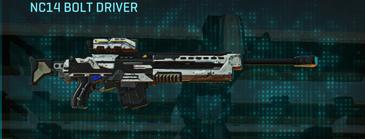 Rocky tundra sniper rifle nc14 bolt driver