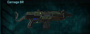 Amerish scrub assault rifle carnage br