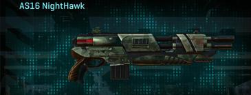 Amerish brush shotgun as16 nighthawk
