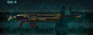 Indar highlands v2 sniper rifle sas-r