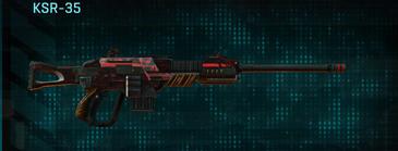 Tr digital sniper rifle ksr-35