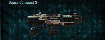 Desert scrub v2 carbine gauss compact s