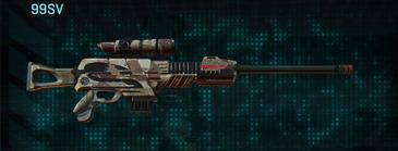 Desert scrub v2 sniper rifle 99sv