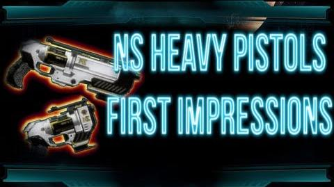NS-44 Commissioner & NS-357 Underboss First Impressions